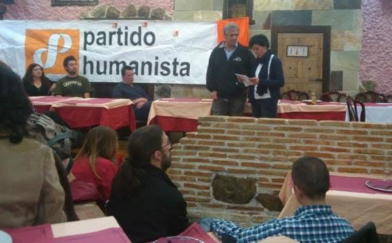 El Partido Humanista decide presentarse a las elecciones europeas en solitario