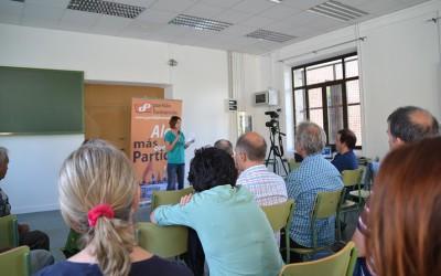 25 de Noviembre VIII Congreso del PH en Madrid