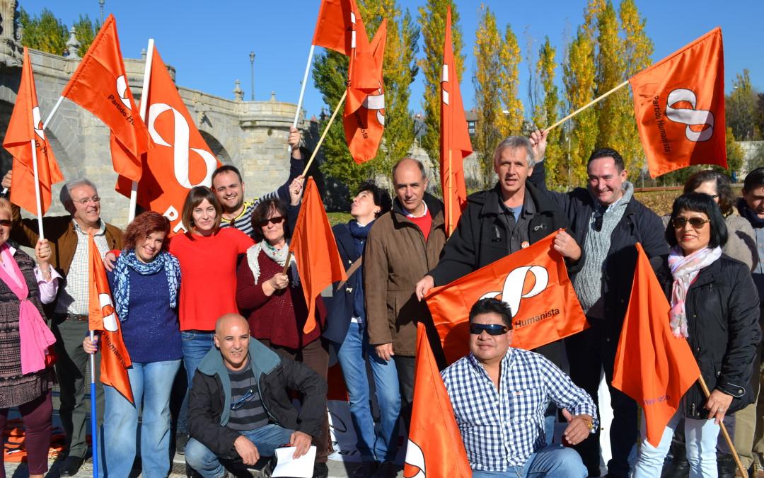 El Partido Humanista comienza la campaña electoral