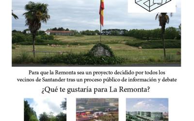 El Equipo Base de Santander comienza una campaña por un Referendum municipal para la Remonta