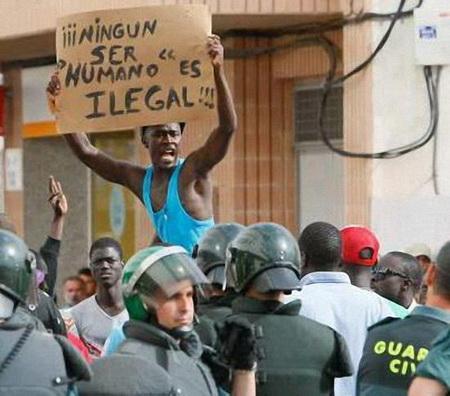 El PH denuncia las detenciones discriminatorias de personas inmigrantes en Ciudad Real