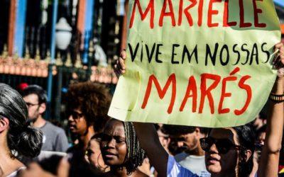 El PH manifiesta su indignación por el asesinato de la activista y concejala de Río de Janeiro, Merielle Franco