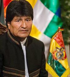 El Partido Humanista Internacional repudia y condena el golpe perpetrado en Bolivia contra el gobierno legítimo de Evo Morales