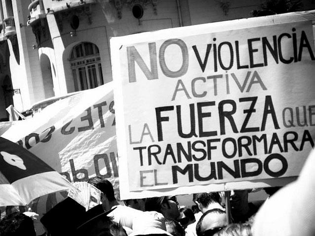 2 de octubre, Día Internacional de la No Violencia