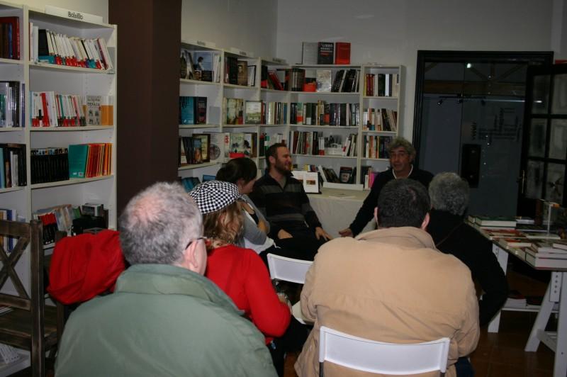 """Presentación del libro """"Humanizar la Tierra"""" en Santander"""
