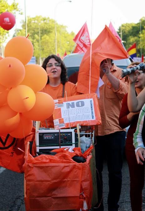 El Partido Humanista cerrará su campaña para la elecciones europeas en la Plaza del 2 de Mayo