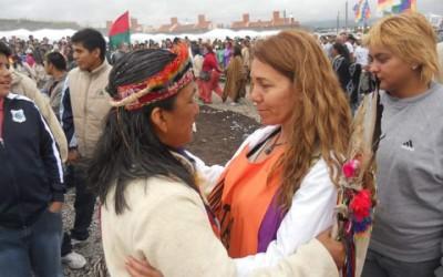 Concejala humanista exige liberación de Milagro Sala