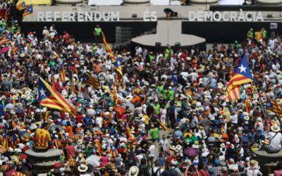 En referencia a Cataluña
